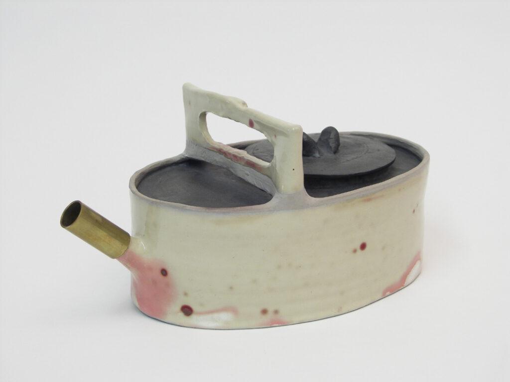 Teekanne 1 L, H 17cm, B 25 cm, 320€