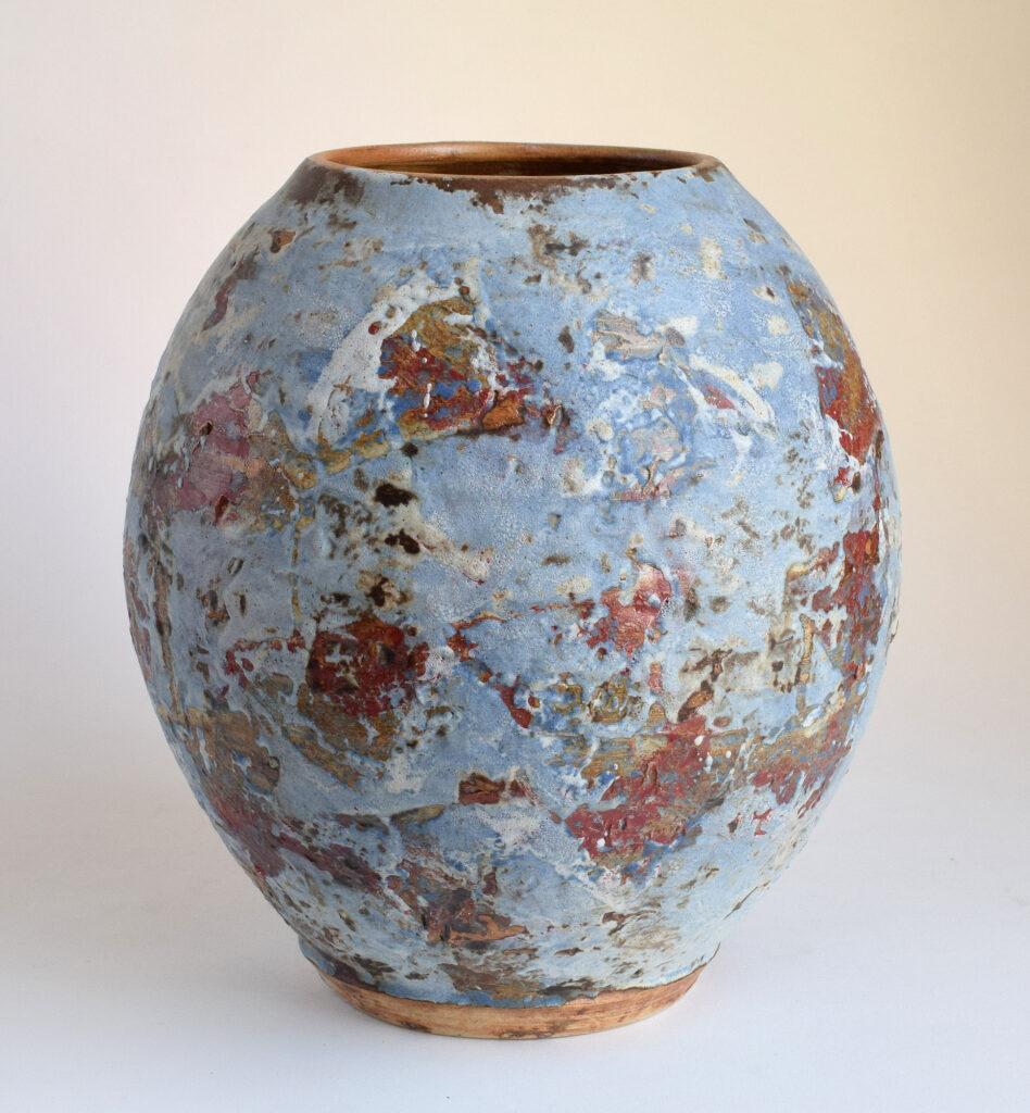 Job Heykamp - Vase - 30 x 25 cm (Foto: Reinier vd Voorde)
