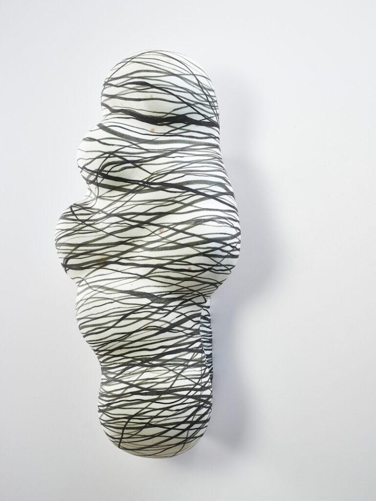 Wandarbeit, 2019, h 50 cm