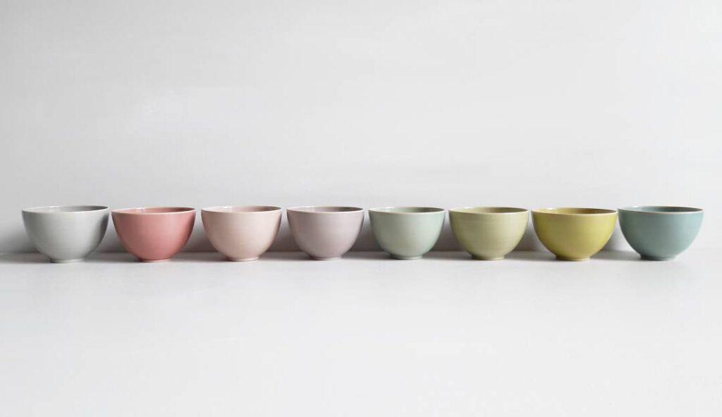 Teeschalen