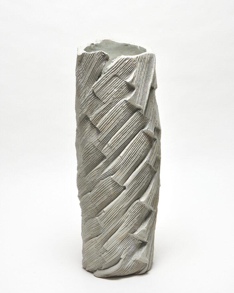 Große Vase, Steinzeug